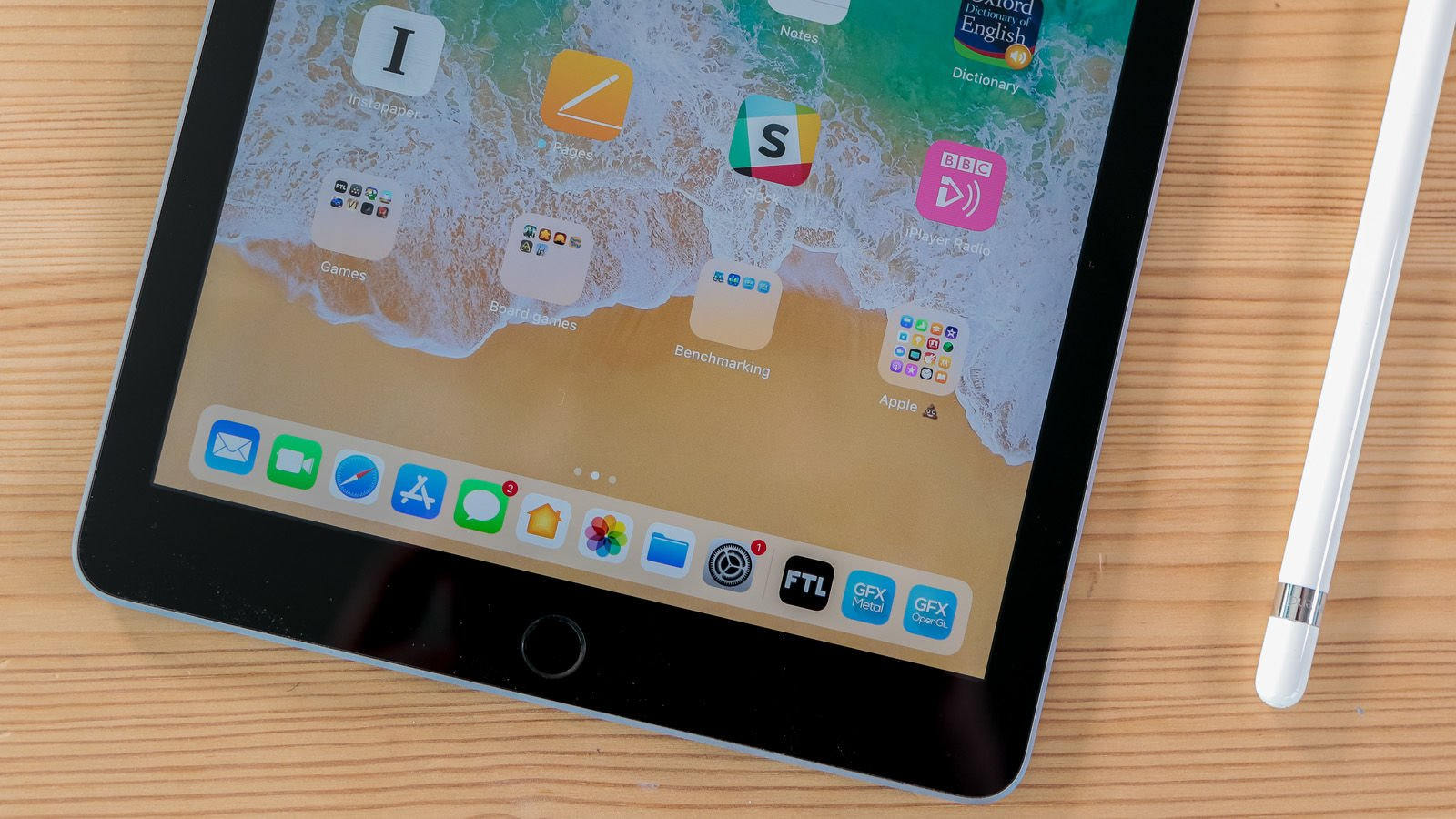 How to identify which iPad you have: Home button