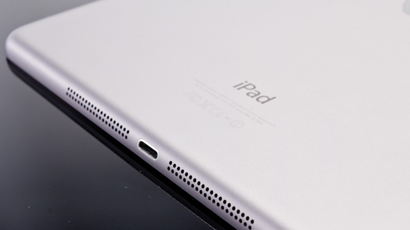 Which iPad do I have: iPad Lightning connector